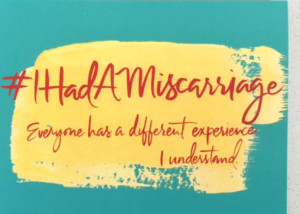 miscarriage card